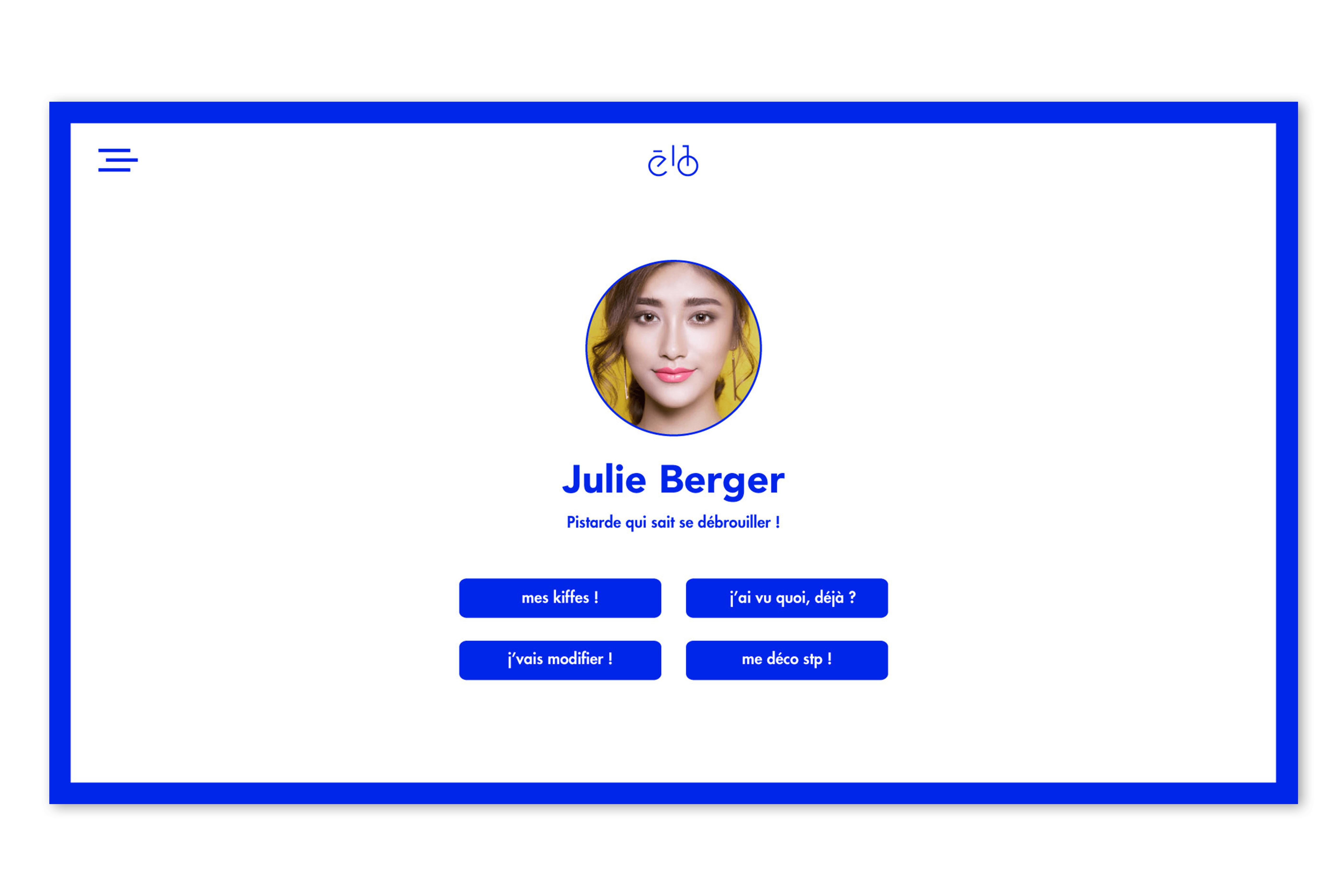 Interface-profil