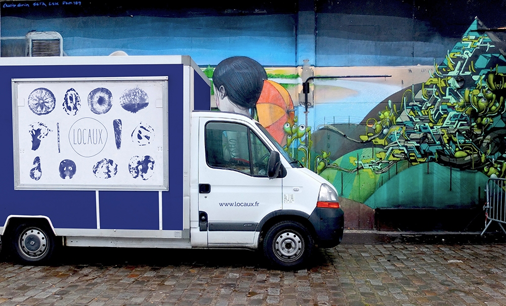 Trucks food locaux